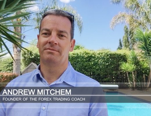 Why I like to split my trading positions with FX Coach Andrew Mitchem
