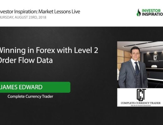 Winning in Forex With Level 2 Order Flow Data   James Edward