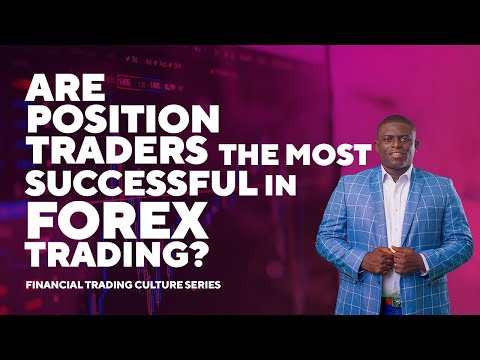 Are Position Traders the most Successful in Forex Trading, Forex Position Trading Money