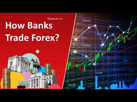 Bank Trading Strategy – Forex Big Players