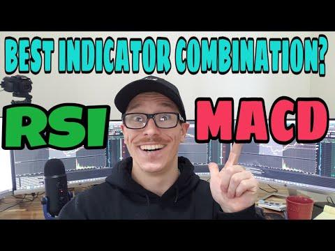 Best Beginner Stock Trading Indicators   RSI & MACD Combined