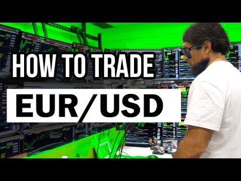 Best Forex Trading Strategy for EURUSD   💰 💲