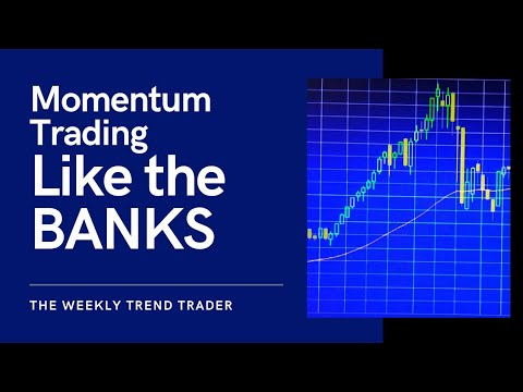 Best momentum trading strategy that Banks and Hedge funds trade