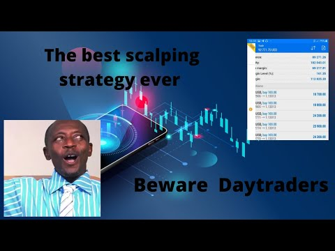 Best Scalping Strategy for Day Traders   2020, Best Scalping Method
