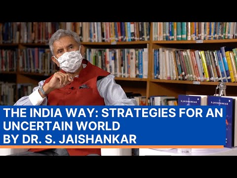 Book Discussion | The India Way: Strategies for an Uncertain World by Dr. S. Jaishankar, Event Driven Strategy PDF