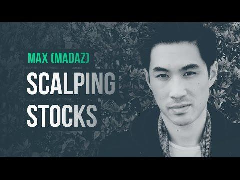 Chasing a quick buck, making a quick buck · @Madaznfootballr, Madaz Scalping