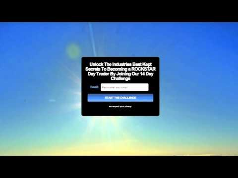Day Trading For Dummies - How To Start Day Trading- 14 Day Challenge