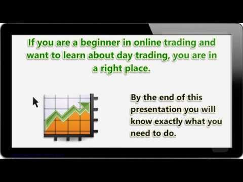Day Trading For Dummies. The Best Way To Learn Day Trading For Dummies.