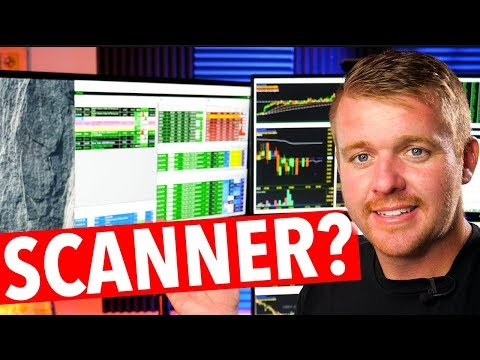 DAY TRADING SCANNER! YOU NEED THIS!
