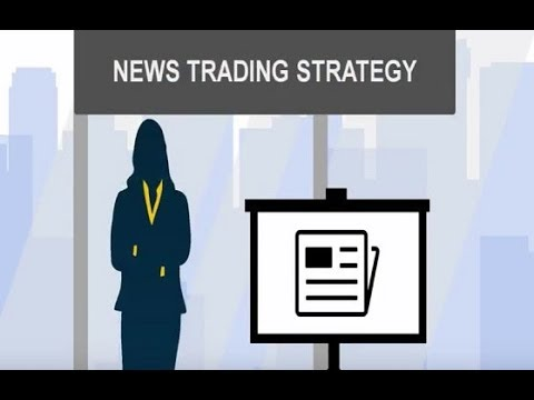 Economic News Trading Strategy for Forex and CFDs
