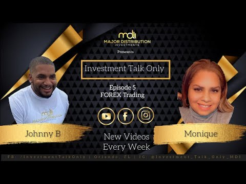 Episode 5 – FOREX Trading (How to trade FOREX introduction) with special guest Ron Oliver!