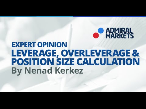 Expert Opinion: Leverage, Overleverage & Position Size calculation (Sep 25, 2015)