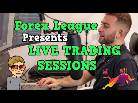 Forex League Live Trading Session, Forex Event Driven Trading Paints