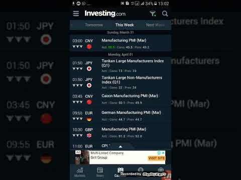 [FOREX NEWS EVENTS] news events that create a high volatility