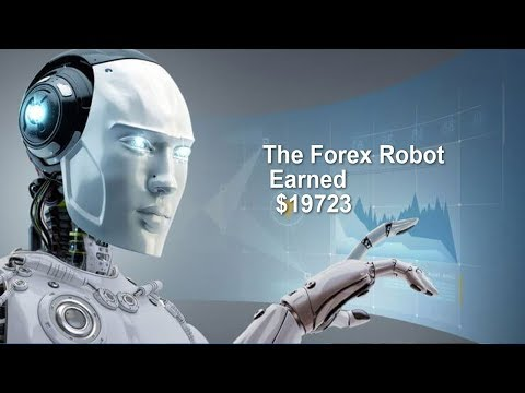 Forex Robot Earned $19723, Forex Swing Trading Robot