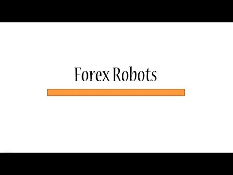 Forex Robots & Algorithmic Trading