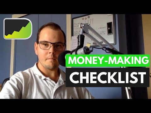 FOREX SWING TRADING CHECKLIST SECRET (Plan Your Trades), Swing Trading On Forex