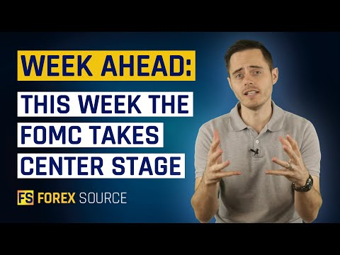 Forex Weekly Analysis – FOMC Takes Center Stage, Forex Event Driven Trading Deadline