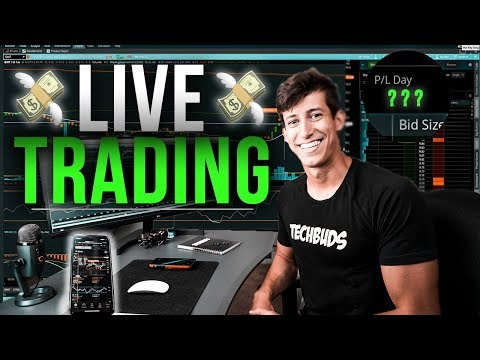 FREE LIVE TRADING WITH RICKY GUTIERREZ, Forex Position Trading Paint