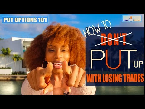 Hedge FOREX and STOCKS with OPTIONS TRADING| Put Options Explained 2019 | Part Two