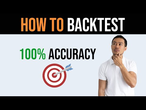 How to Backtest a Forex Trading Strategy (100% Accuracy), Forex Algorithmic Trading Keyboard