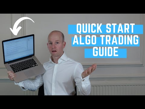 HOW TO BECOME AN ALGO TRADER IN 3 EASY STEPS, Forex Algorithmic Trading Rules