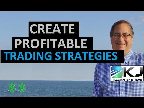 How To Create Profitable Algo Trading Strategies, Forex Algorithmic Trading Methods