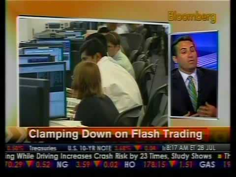 In-Depth Look – Clamping Down On Flash Trading – Bloomberg