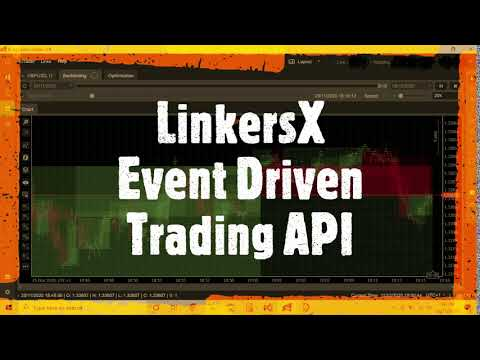 LinkersX Event Driven Trading API, Event Driven Trading