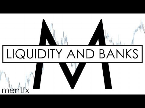 LIQUIDITY IN FOREX - HOW BANKS TRADE - watch this to understand [SMART MONEY CONCEPTS] - mentfx ep.4, Momentum Trading Liquidity