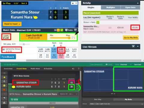 Low Risk Scalping on Betfair for Profit, Scalping Trading Betfair