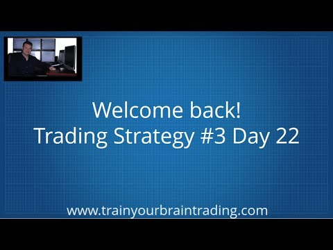 Mastering Momentum Trading - Strategy #3 Day 22 Lesson Introduction - Train Your Brain Trading, Momentum Trading Books