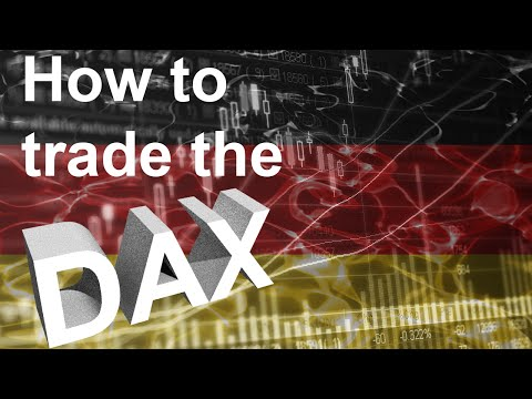Momentum trading of the DAX 30, using stochastic indicators to trade effectively, Momentum Trading Dax
