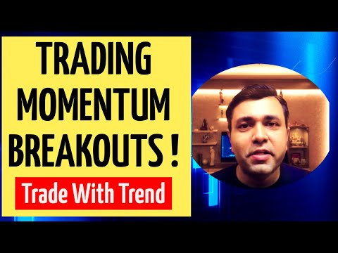 MOMENTUM TRADING STRATEGIES (Trade With Trend) 💹, Momentum Trading And