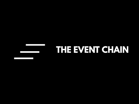 My [Supply And Demand Trading] Strategy - The Event Chain, Forex Event Driven Trading Pins