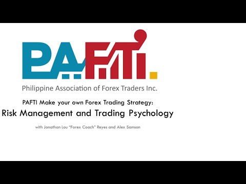 PAFTI Make Your Own Forex Trading Strategy – Risk Management and Trading Psychology, Forex Event Driven Trading Oriental