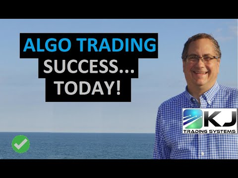 Start Algo Trading Success in 2020 TODAY!, Forex Algorithmic Trading Viewer