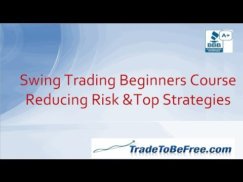 Swing Trading Course - Learn Top Swing Trading Strategies.  Video 1, Swing Trading Course