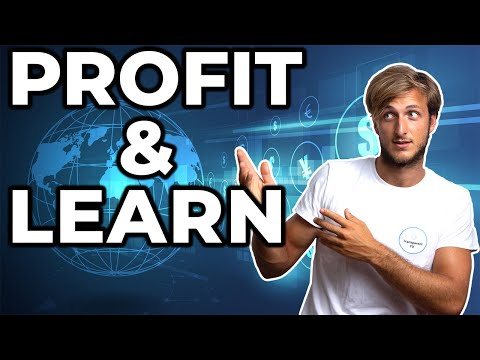 SWING TRADING: Profit & Learn While Forex Trading - AUDCAD, Forex Swing Trading Videos