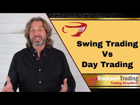 Swing trading vs  Day Trading – Which is more profitable?, Forex Vs Stock Market Swing Trading
