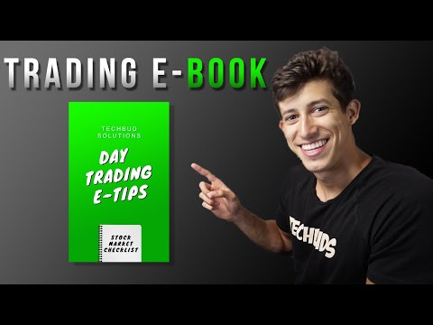 The Day Trading EBOOK Checklist For Beginners 📗