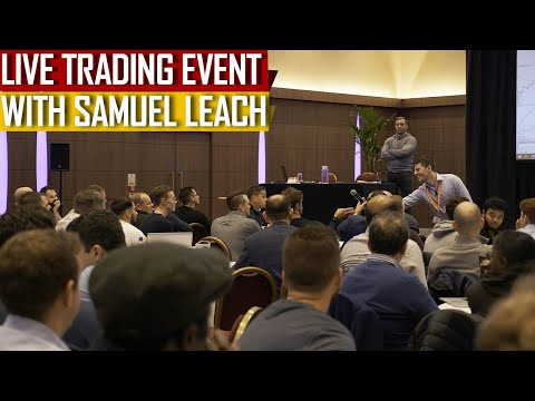 The Live FX Trading Conference - Samuel Leach, Forex Algorithmic Trading Conference