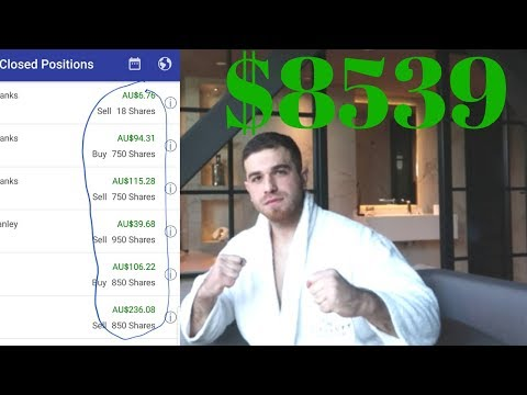 THE ONLY DAY TRADING TUTORIAL YOU'LL NEED AS A BEGINNER STOCK TRADER   + $8,500 Profit Recap
