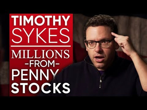 TIM SYKES – HOW TO MAKE MILLIONS TRADING PENNY STOCKS OVER THE WEEKEND – Part 1/2 | London Real