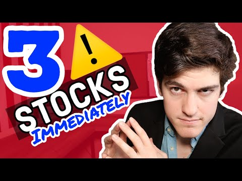 Top 3 Stocks NOW ⚠️  March 2020