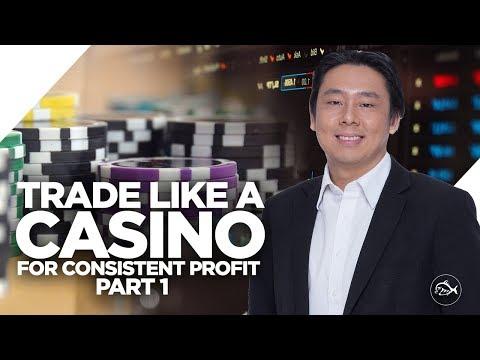 Trade Like a Casino for Consistent Profits by Adam Khoo, Adam Khoo Momentum Trading