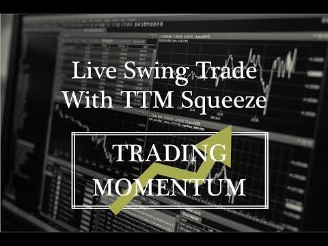 Trading Second Disaster Market Crash - Trading Momentum Live Trade 02 25 2020, Momentum Trading Disaster