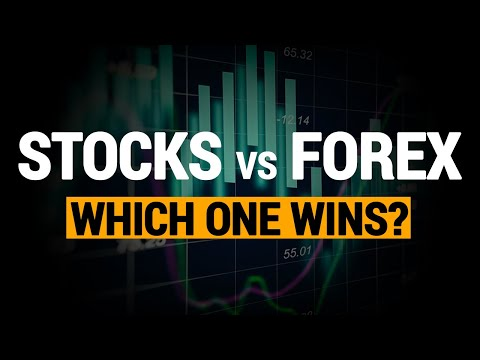 Trading Stocks vs Forex (Which One Wins?), Swing Trading Forex Vs Stocks