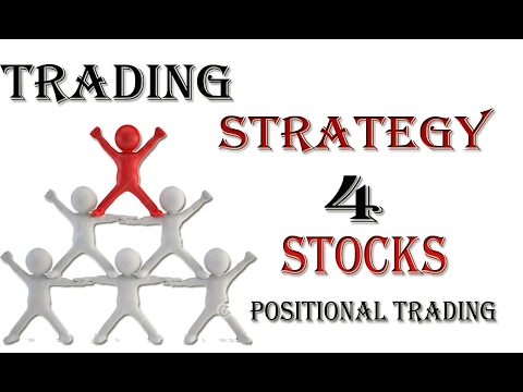 Trading Strategy For Stocks – Positional Trading