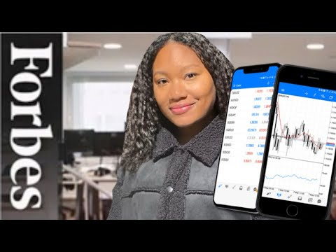 US30 Trading Strategy | Youngest Forex trader in Atlanta Shares her Secrets